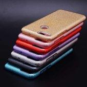 Edelfalke Huawei P Smart Shining Silikon Kılıf Kırmızı-2