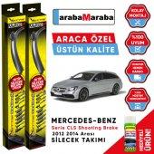 Mercedes Benz Serie Cls Shooting Brake 2012 2014 Arası Silecek Takımı