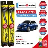 Opel Adam 2013 Sonrası Silecek Takımı