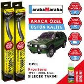 Opel Frontera 1991 2004 Arası Silecek Takımı
