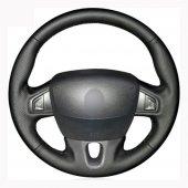 Renault Megane 2009 2014 Araca Özel Direksiyon Kılıfı