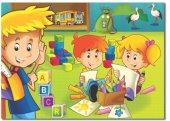 Keskin Color Çocuk Yapboz Oyna Öğren 100 Parça