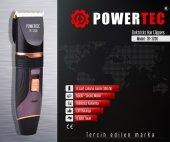 Powertec Tr 3200 Şarjlı Saç Sakal Traş Makinesi