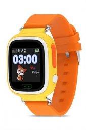 Roix-TD02 Sarı Çocuk Kol Saati-2