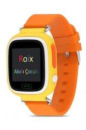 Roix-TD02 Sarı Çocuk Kol Saati-3