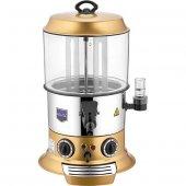 Remta Sıcak Çikolata Makinesi 9 Lt Karıştırıcılı Sahlep