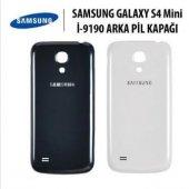 Samsung Galaxy S4 Mini i9190 Arka Kapak Beyaz Pil Kapağı