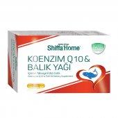 Shıffa Home Koenzim Q10 & Balık Yağı