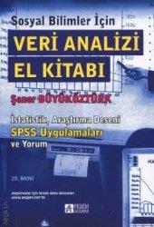 Sosyal Bilimler İçin Veri Analizi El Kitabı...