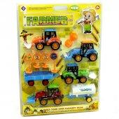 Kartela Traktör Seti-5