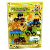 Kartela Traktör Seti-6