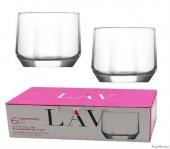Lav Diamond Dia05 6lı Meşrubat Su Bardağı
