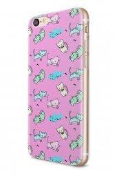 Apple iPhone 6 6S Kılıf Kitty Serisi Adalyn-2