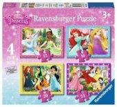 Ravensburger Puzzle 4lü Princess