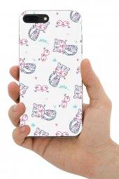 Apple iPhone 7 Plus Kılıf Kitty Serisi Andrea-3