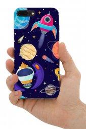 Apple iPhone 7 Plus Kılıf Space Serisi Adriana-3