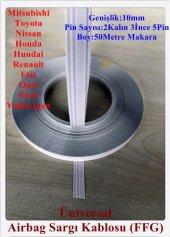 Honda 5 Pin Airbag Sargı Kablosu 10 Mm (Ffg)