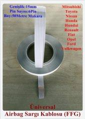 Volkswagen 6 Pin Airbag Sargı Kablosu 15 mm ( FFG )