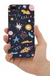 Apple iPhone 8 Plus Kılıf Space Serisi Alana-3