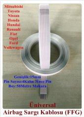 Honda 7 Pin Airbag Sargı Kablosu 15 Mm (Ffg)
