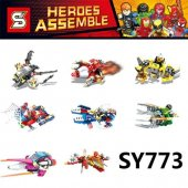 Sy773 Avengers Lego