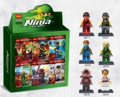 0071 0076 Nınja Lego