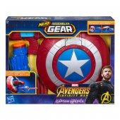 Marvel Avengers Infinity War Nerf Captain America Assembler Gear