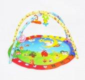 Babycim Rüya Alemi Aynalı Oval Oyun Halısı Yy 654