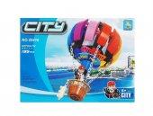 Brc Cıty Lego Seti Uçan Balon 25416
