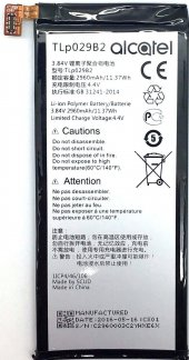 Alcatel One Touch Pop 4s Ot 5095y Tlp029b1...