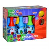 Lisanslı Pj Mask  Bowling Seti 3939
