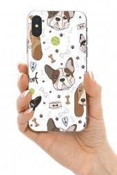 Apple iPhone XS Max Kılıf Doggie Serisi Bella-3