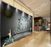 Yoga Salonu Duvar Kağıtları-2