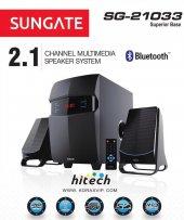 Sungate Ses Sistemi Bluetooth Uyumlu 2+1 Sg 21033