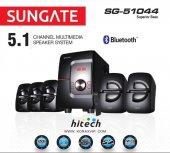 Sungate 5+1 Usb Sd Bt Uyumlu Ses Sistemi Sg...