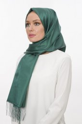 Madame Mary Tafta Şal E012 Yeşil
