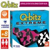 Q Bitz Extreme Akıl Ve Zeka Oyunu Orijinal Lisans...
