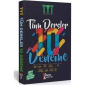 Tyt Tüm Dersler 10 Deneme İsem Yayıncılık