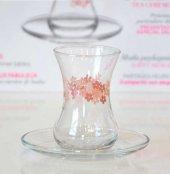 Lav Pinky 12 Parça Çay Bardak Seti