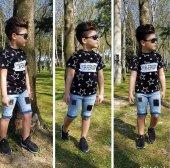 Erkek Çocuk Şık Kombin İkili Takım