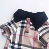 BB EKOSE Polo Yaka Tişört  by Kemique  Kedi Kıyafeti  Kedi Elbisesi-4