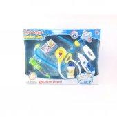 Doktor Seti Erkek Mavi Renk Oyuncak Peluşcu Baba Pb 8806 A