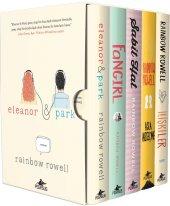 Rainbow Rowell Kitapları Özel Kutulu Set (5 Kitap Ciltli) - Eleanor ve Park Bez Çanta Hediyeli