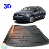 Volkswagen Jetta (2011+++) 3D Bagaj Havuzu - A Kalite (Hediyeli)