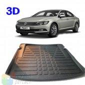 Volkswagen Passat B8 (2015 ve Sonrası) 3D Bagaj Paspası - A Kalit