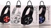 Jb10 Mikrofonlu Kulak Üstü Kulaklık Hd Mic 3.5mm A...