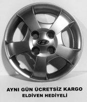 Hyundai 13 İnç Kırılmaz Jant Kapağı 4 Adet...