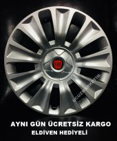Fiat Egea 16 İnç Kırılmaz Esnek A+ Kalite 4 Lü...