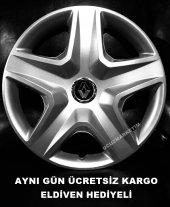 Renault Fluence Megane 16 İnç 4 Lü Set Jant Kapağı A+ Kalite