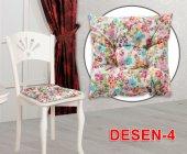 Sleeptown Sandalye Oturum Minderi Desen 4